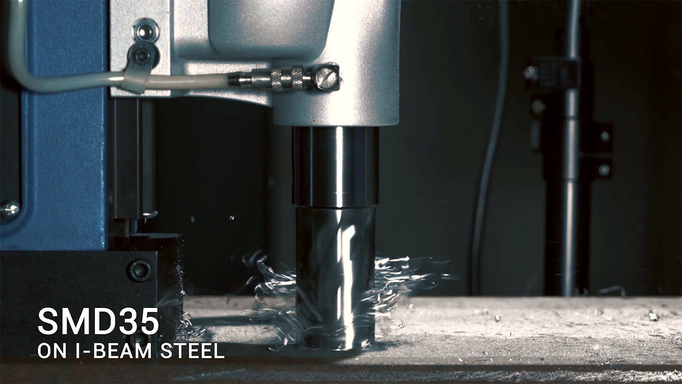 A flat, solid, clean, and smooth ferrous metal surface - 3keego Cutting Tools