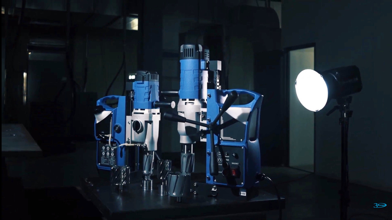 Magnetic drilling machines are one of the popular products of 3keego Cutting Tools