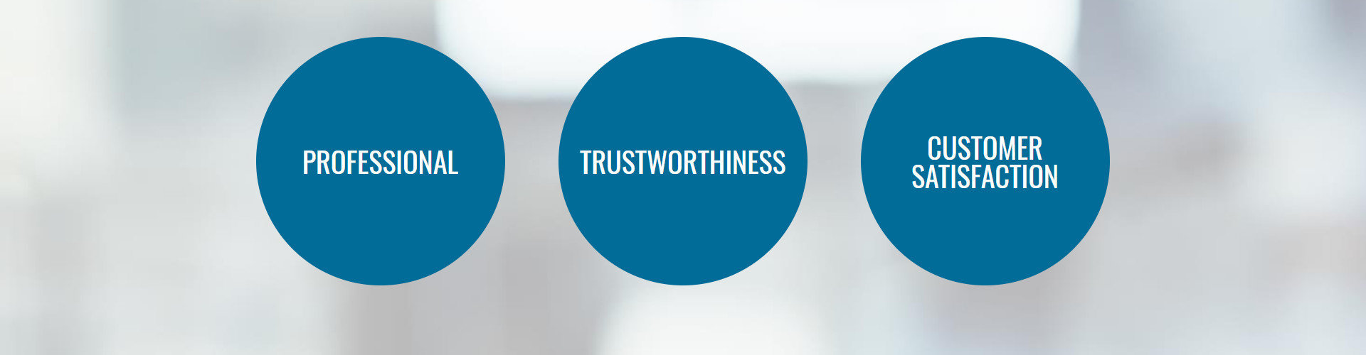 3keego's ambition - professional, trustworthiness, customer satisfaction.