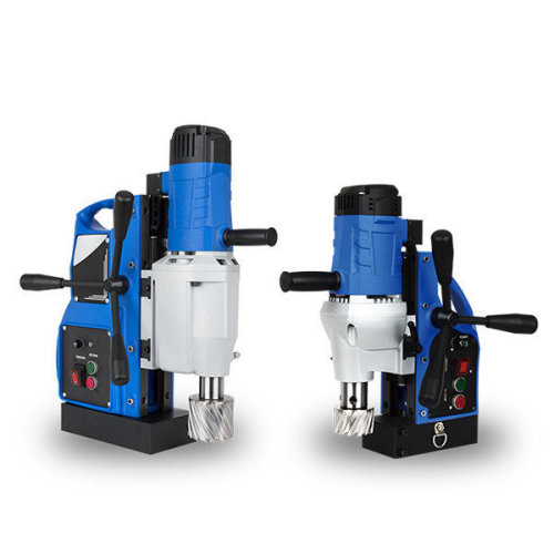 Magnetic Drilling Machine - Smarter Solution for A Smarter Output