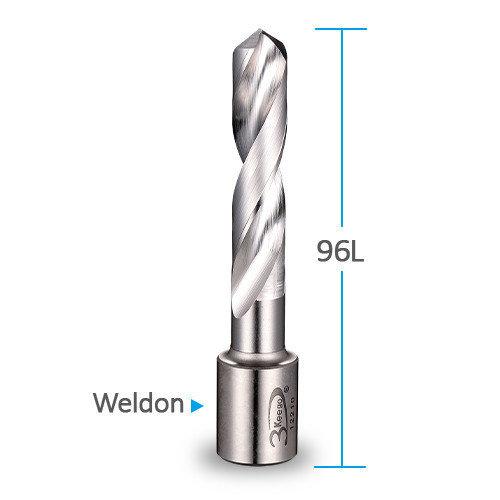 3keego twist drill TD50 type.