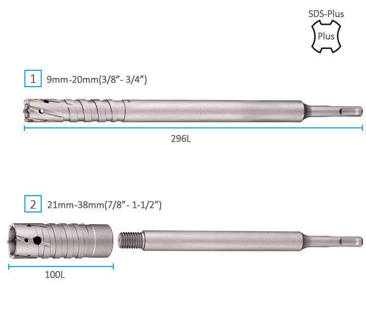 3keego HAAは超微粒合金より製造されます。